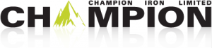 champion iron logo