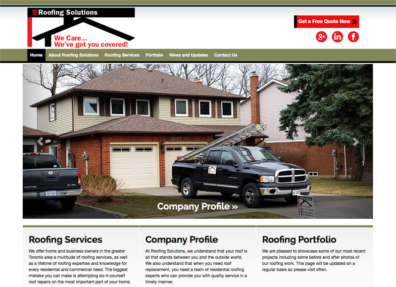 roofing-solutions.ca Bootstrap WordPress theme