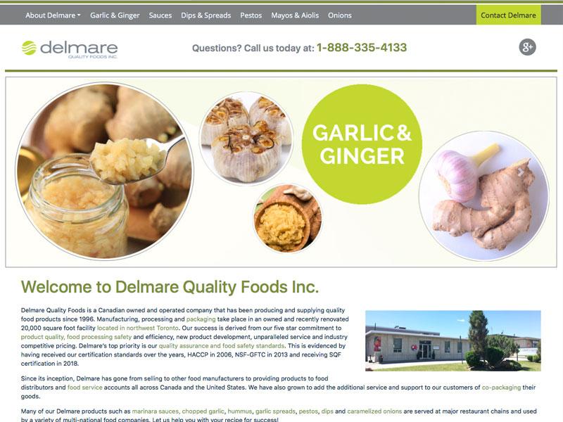 Delmare Quality Foods