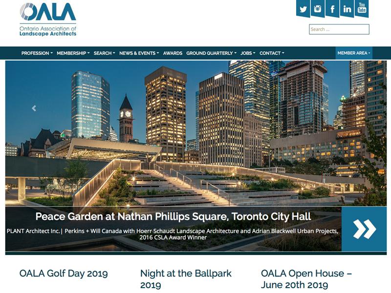 Ontario Association of Landscape Architects (OALA)